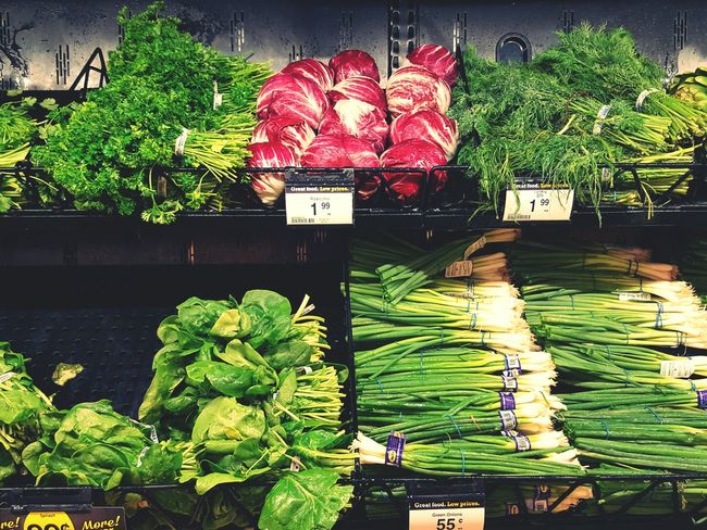 Veggies Grocery Store Kroger Greens Grove City, Ohio Foodporn Food Photography Display Abundance