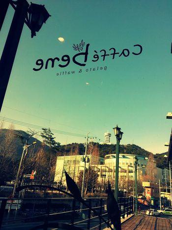 카페베네 초읍어린이대공원점. Caffe Bene Samsung Galaxy Note II Picsart Enjoying Life