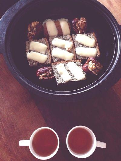 My Favorite Breakfast Moment The OO Mission Tea Breakfast