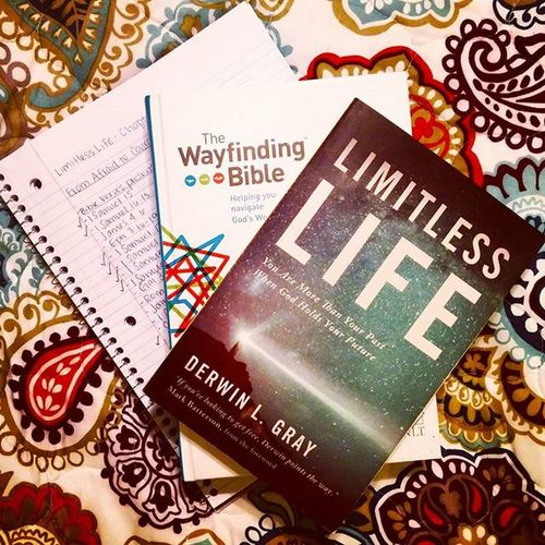 I decided that I wanted develop a Bible study. So, I'm developing one using Limitless Life by Derwin Gray. Hopefully I can lead it online through my church.. But if not I'm going to do it separately. Hopefully you guys will join me once it's finished. Biblestudy LimitlessLife God Jesus Love Transformation