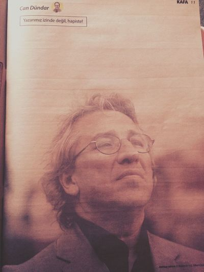 Yazarımız izinde değil , hapiste ! Kafadergisi Kafabidünya Kafaaynıkafa YeniSayı Ocaksayısıçıktı