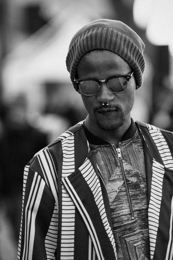 Boy with a nose ring Imagelogger Samsung Style Fashion Streetportrait Vscocam Pu89 EyeEm Best Shots Street Portrait NX1 GoodFellas IMP At Pitti Uomo 89 Stylish Street Style Streetphotography Portrait Blackandwhite B&W Portrait Black And White The Portraitist - 2016 EyeEm Awards