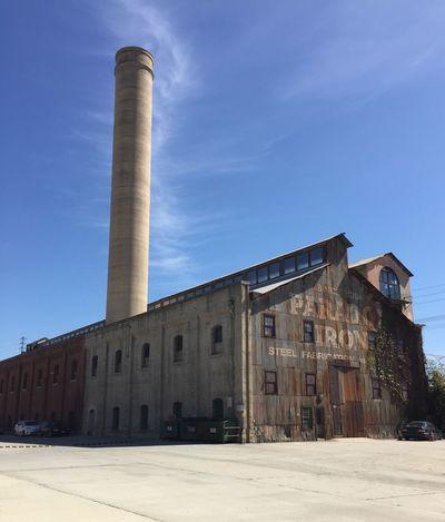Brewery Architecture Historic Losangeles