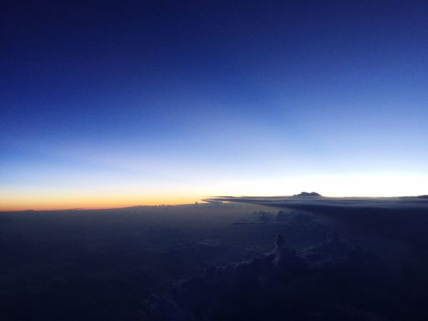 Sky And Clouds Tranquil Scene Beauty In Nature Tranquility Sky Scenics Airplaneview Airplane View Airplane Shot Cloud Clouds And Sky Cloud - Sky Cloudscape Clouds Sunset Up In The Air Up In The Sky Up In The Clouds