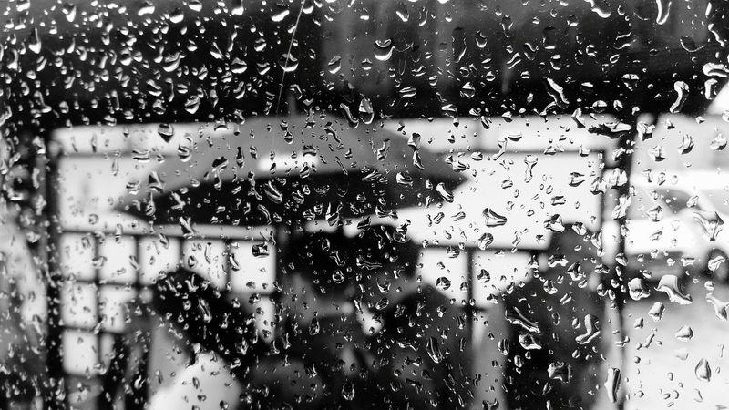 Rain In The Istanbul Rainy Days Istanbul City Blackandwhite Street Photography Istanbul #turkiye Raindrops Rain In The City