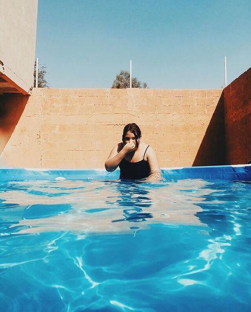 My swimming day. Water Swimming Pool Relaxation Summer Photographer Portrait Photography ElPasoTX Elpaso Photo Photograph CiudadJuarez Photoshoot Day