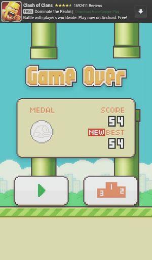 Flappy Bird Ohhh Yeaaa.