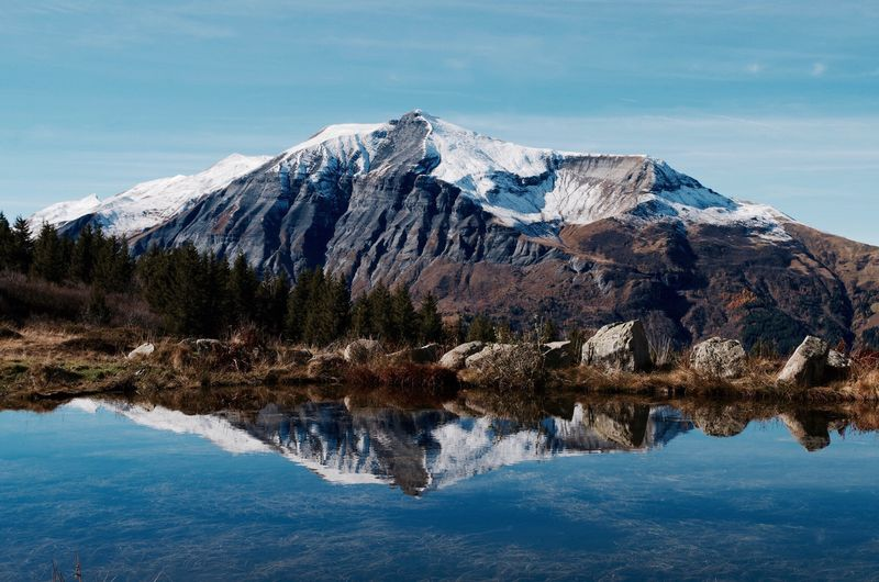 Moutains Alpes françaises First Eyeem Photo
