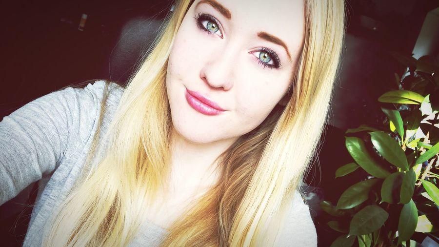 Dear Karma, I have a list of people you missed.? Girl Green Eyes Blondie Love Boyfriend Misshimsomuch
