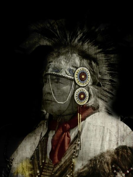 My brother inlaw pic i took & edited in Picsart! Taking Photos Native American Indian Native Pride EyeEm Gallery