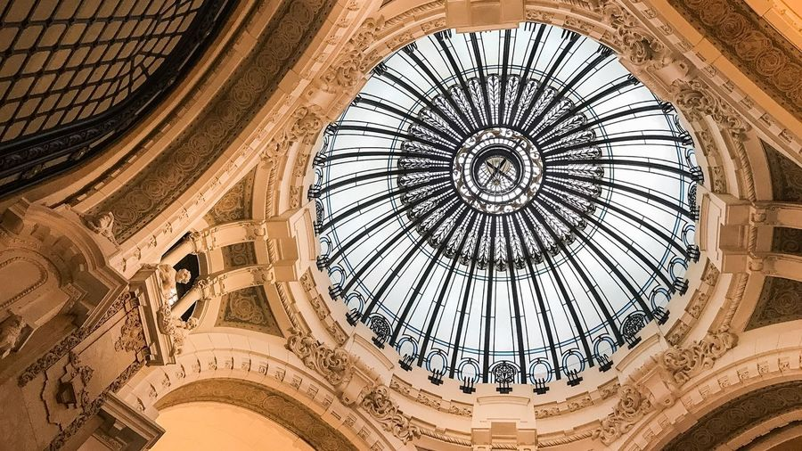 Dome Pattern Architecture Built Structure Indoors  Cupola Architectural Feature