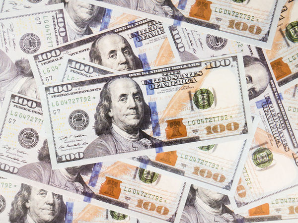 100 American Business Currency Earning HUNDRED Jackpot Loan  Rich Salary USA USD Banking Banknote Cash Dollar Finance Financial Investment Luxury Many Money Pay Pen Success