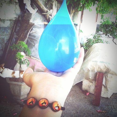 Enjoying Life save water :)))
