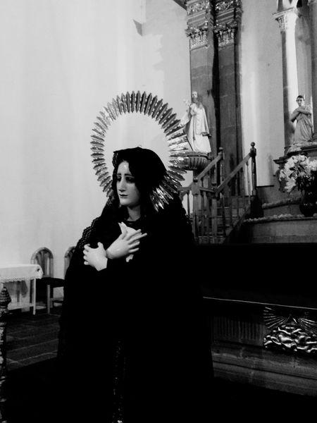 Santa Clara Del Cobre Blackandwhite MonochromePhotography Diademuertos2017 México Sombra