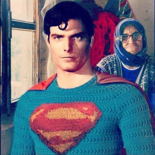 Superboy Turkishstyle