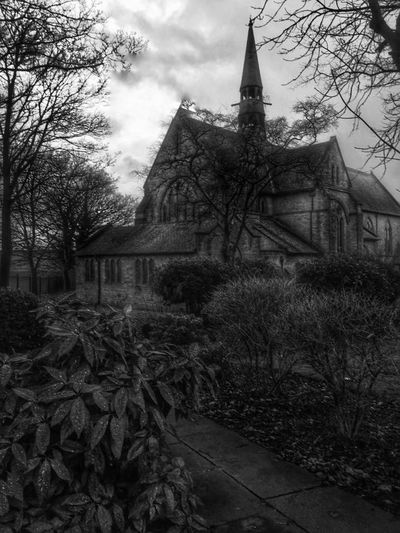 EyeEm Nature Lover Check This Out Naturelovers Churches Collection Nature Landscape Church Angels Bnw Blackandwhite Dark Darkness Landscape_Collection