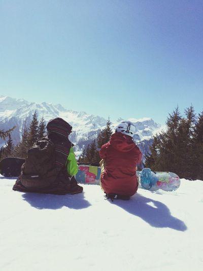 Bergwelten Bergmomente2016 Wintertime Spring Is Coming  Showcase April
