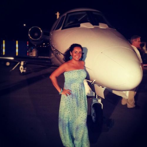 Just hanging out with my new plane! Newplane Privateplane Newtoy Toy