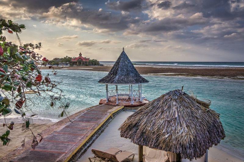 Paradise found. Jamaica Sandalsroyalcaribbean Ocean Beach Beachphotography Beach Photography Beach Life Showcase: March The Week On Eyem EyeEm Best Shots