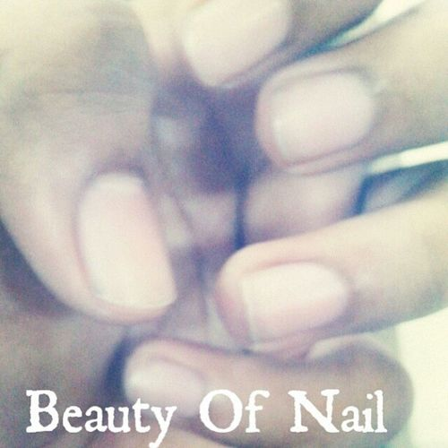 How nice my nail.... Relaxing Taking Photos Check This Out Hanging Out Hello World Wasting Time Taking Photos EyeEm Single ♥ Dhakagraam
