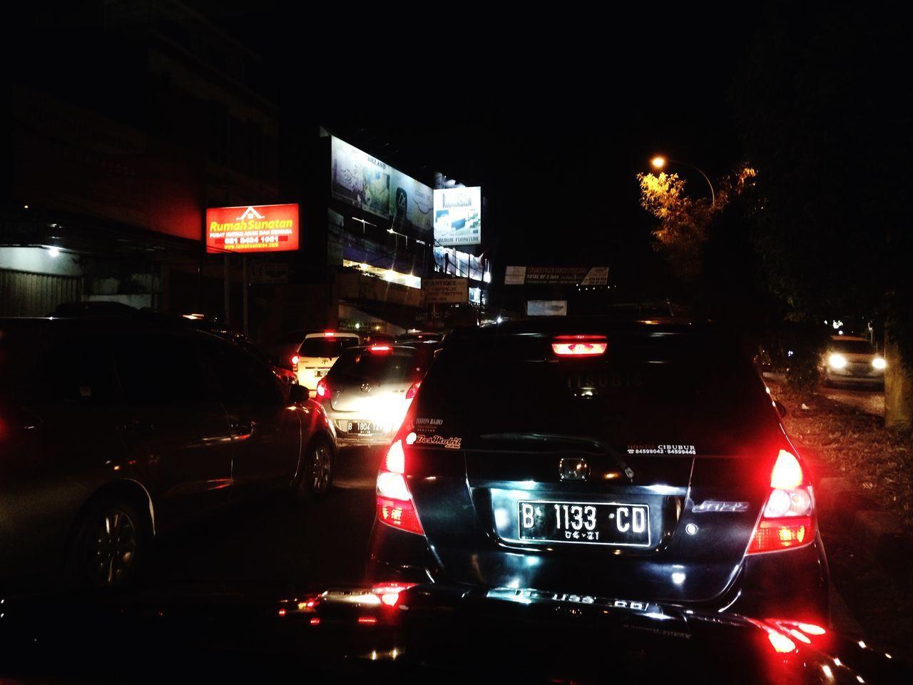car, illuminated, night, land vehicle, transportation, mode of transport, city, no people, outdoors, architecture