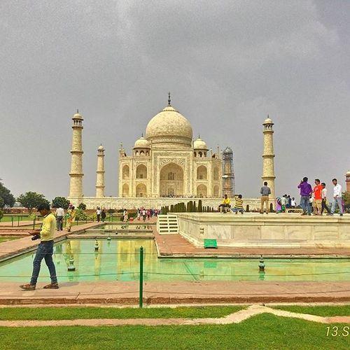 Instaclick Natgeo Travelgram India Taj Tajmahal Delhi_igers Zenfone5 MyIndia Seventhwonder Agra