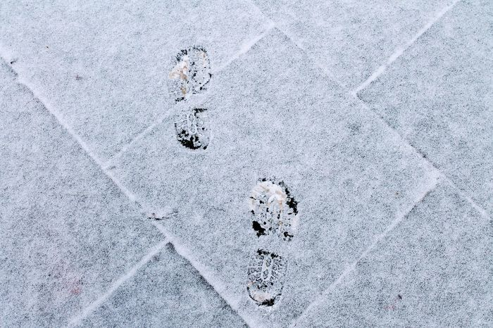 30e268bf502c Winter Time Snow Fresh Fallen Snow Snow Day Footprints Wintertime Fallen  Snow Covered In Snow Snow