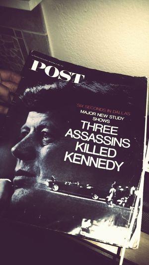 JFK Post Magazine 1967