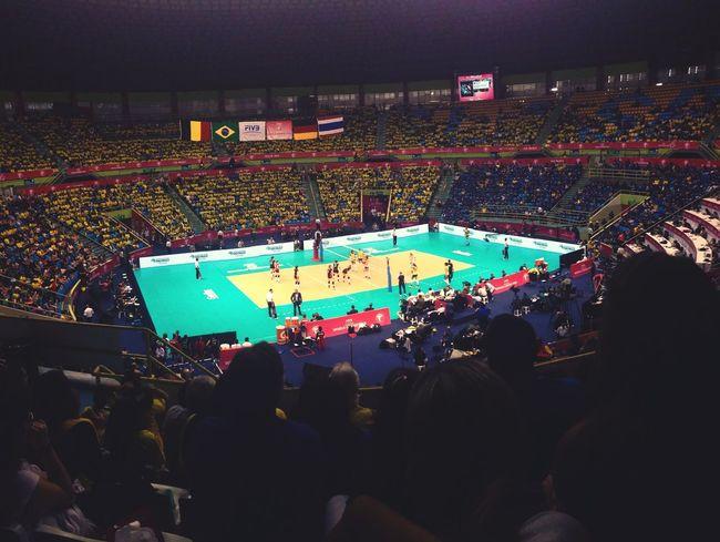 Brazil Volleyball Belgium Love Sport Photolovers