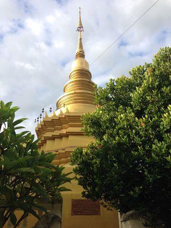 Wat Tha Ton Kwao, Chiangmai Travel Destinations Temple Buddhism