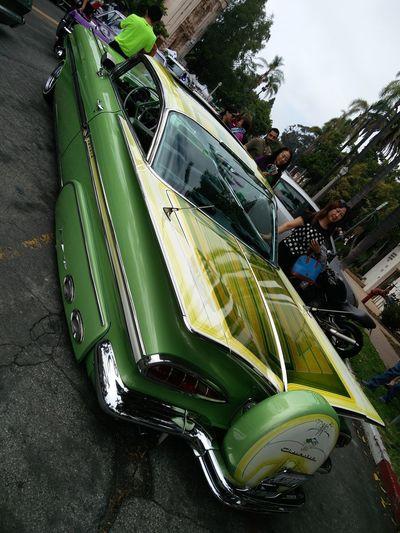 Beautiful Color Green Color Car Enthusiast Collector's Car San Diego Enjoying The Sun Luxury Cars Taking Photos ❤