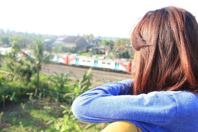 indonesian Train Streetphotography