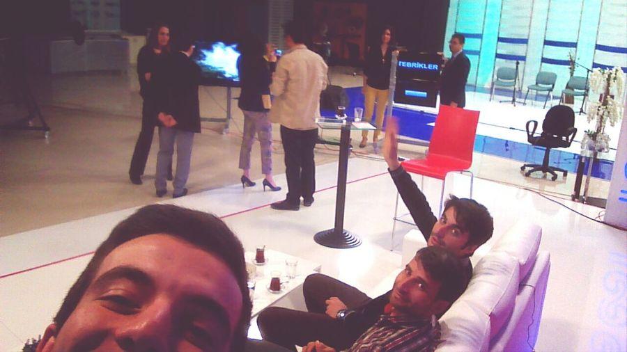 Live Broadcast Selfie Konya