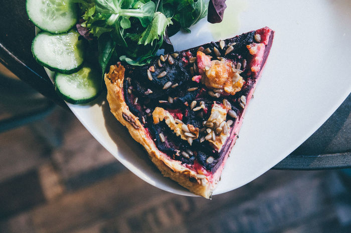 Beetroot Food Food And Drink Healthy Eating Meal Quiche Ready-to-eat SLICE Things I Like Delivery Heroes