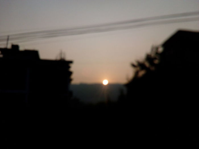 -and that how sun rises Beauty In Nature