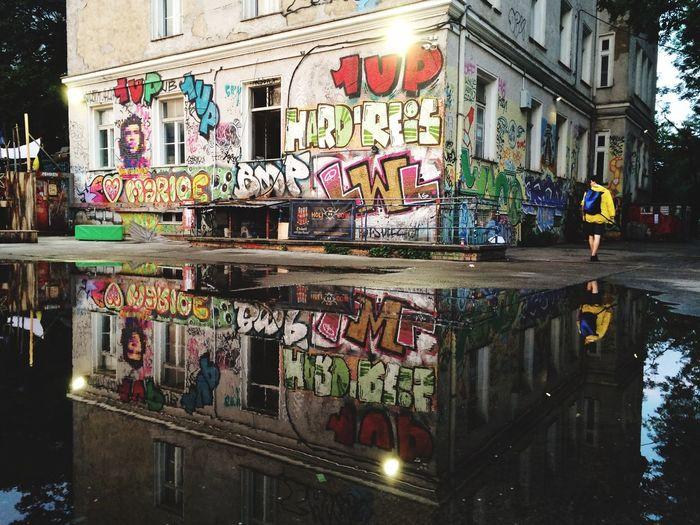 Vegan District Berlin Vegan Food Graffiti