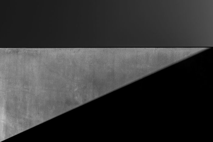 Light Architecture Backgrounds Black Black Background Blackandwhite Close-up Contrast Copy Space Day Indoors  Light And Shadow Minimal No People Shadow Space