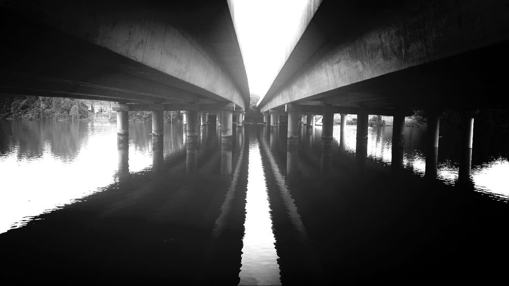 Streetphotography Streetphoto_bw Water Reflections Blackandwhite