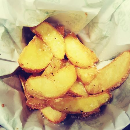 Soooo tasty Food Indoors  No People Food And Drink Close-up Freshness Fast Food Ready-to-eat Potato Delicious