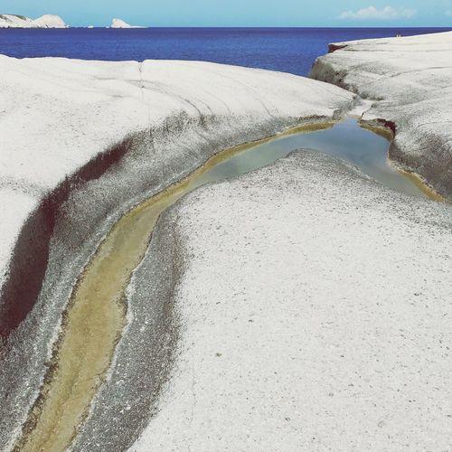 Milos Island Nature Sea