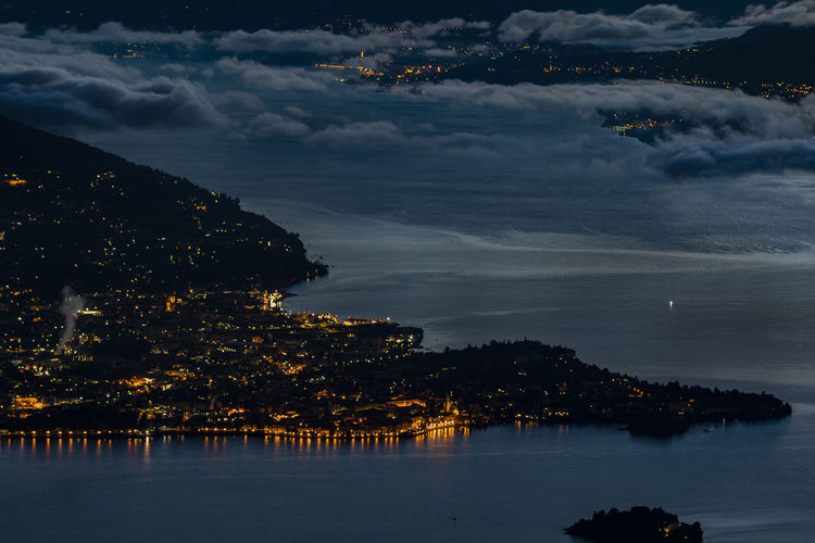 Lago Maggiore by night Atmosphere Lago Maggiore Lake Lake View Lakeview Landscape Landscape_Collection Landscape_photography Lights Moonlight Nature Night Night Lights Night Photography Night View Nightphotography Outdoors Scenics Sky Tranquil Scene Tranquility Water