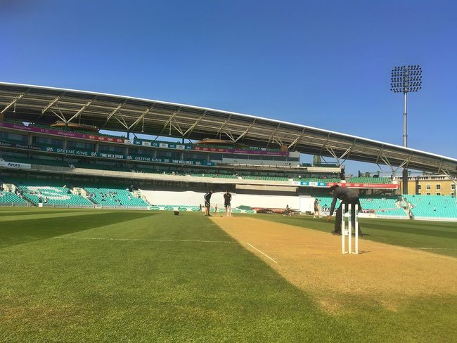 sport Cricket!