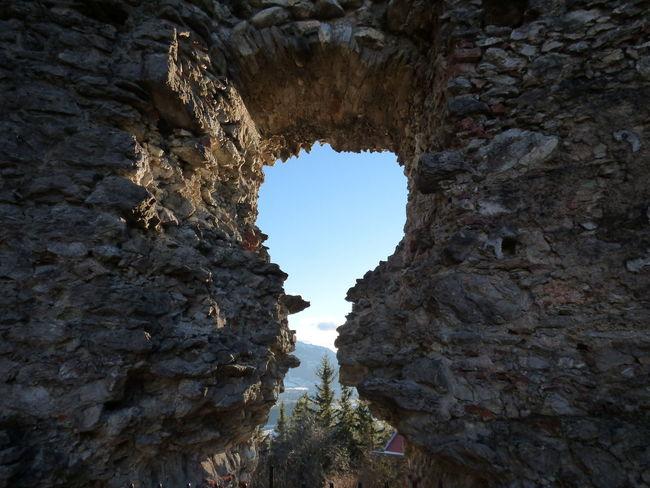 Ancient Bayern Day Eisenberg Fuessen Füssen, Bayern, Deutschland Geology Germany Old Ruin Ruins Stone