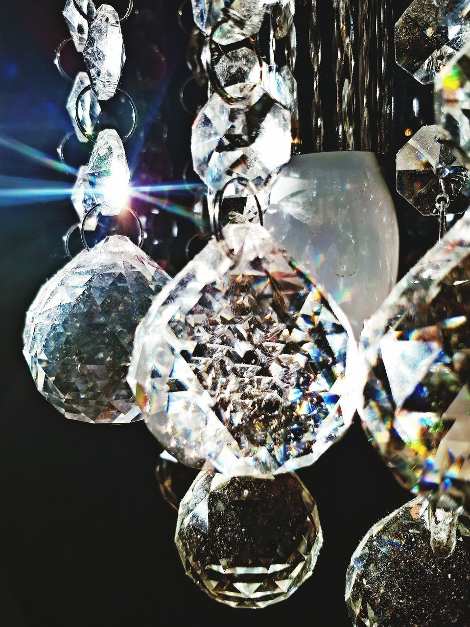 close-up, crystal, shiny, no people, luxury, outdoors, day