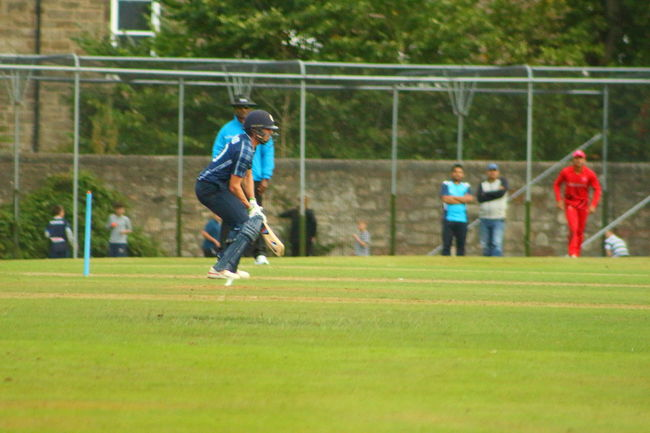 Competition Competitive Sport Cricket Edinburgh Enjoyment Full Length Fun Grass Green Color HongKong Leisure Activity Lifestyles Motion Playful Playing Scotland Sport Team Sport The Color Of Sport