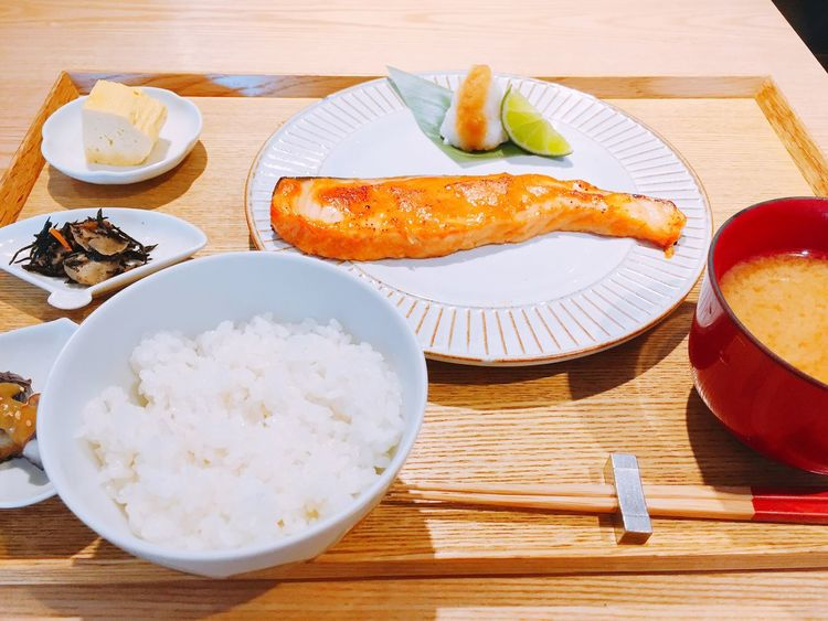 My fav Food Japanese  Japan Photography Fish Foodporn Foodie Foodphotography Food Porn Awards Food And Drink Food Photography Food Porn Foodstagram Foodie Freshness Table Food And Drink Ready-to-eat Indulgence Plate High Angle View Temptation No People Indoors  Bowl Healthy Eating Serving Size Close-up Day