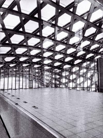 Interior Of Centre Pompidou-Metz