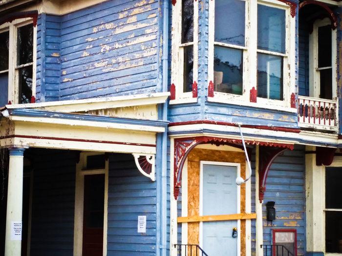Abandoned Building Exterior Damaged House Martinsburg Old Old House Victorian Victorian House