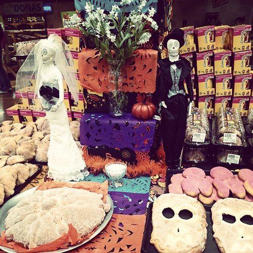 Pandemuerto Mexico Delicioso Flordecempasuchil