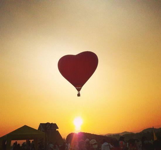 Love is around. สิงห์ปาร์ค เชียงรายThailand